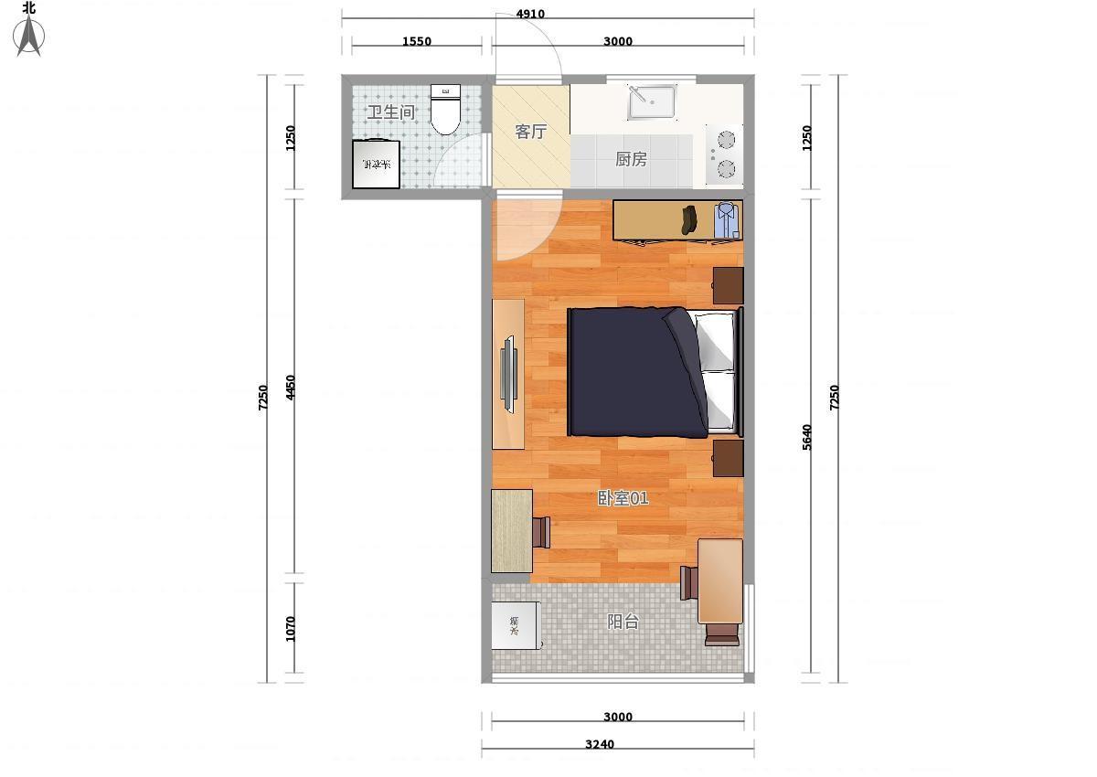 家宅平面设计图