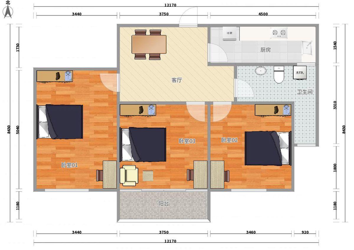 山林餐厅房屋设计图