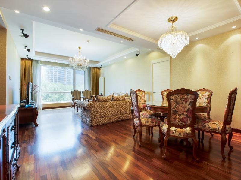 朝阳CBD10号线金台夕照新城国际4居室