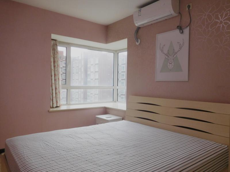 朝阳酒仙桥14号线东风北桥梵谷水郡2居室