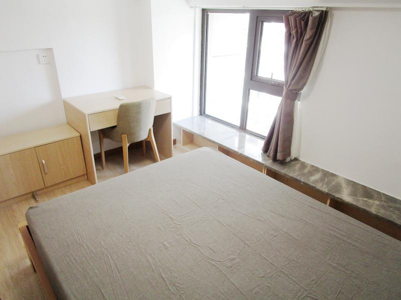 宝山顾村7号线刘行龙湖北城天街2居室