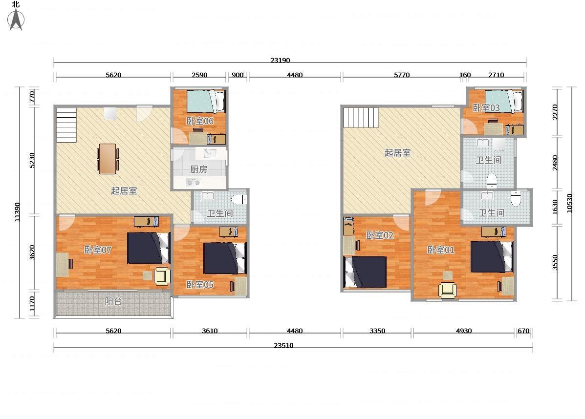 龙华区龙华中心4号线(龙华线)龙胜港铁天颂6居室