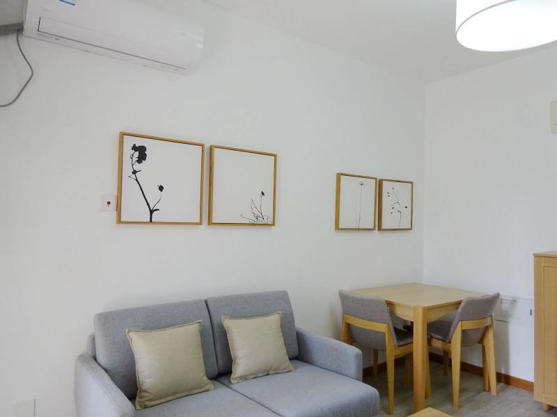 闵行浦江8号线三鲁公路瑞和雅苑1居室