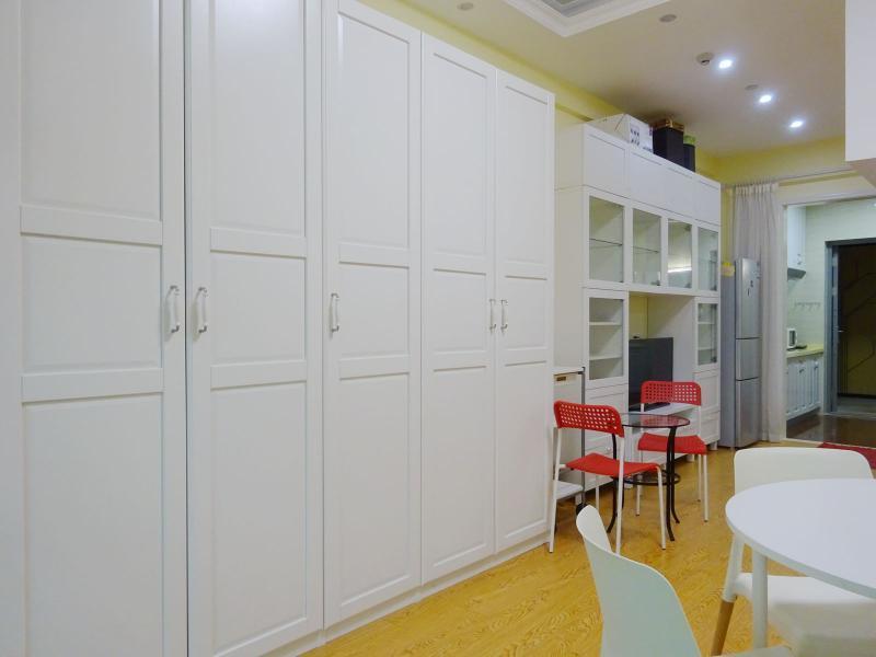 闵行浦江8号线芦恒路万科早城(一期)1居室