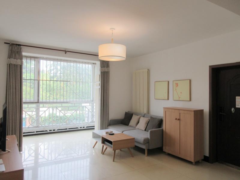 通州武夷花園6號線北運河東紫荊園2居室